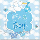 Birth Boy Napkins It's a Boy - 20 pieces