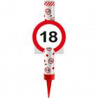 Kategoria F1 Fountain Ice Traffic Sign 18
