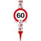 Kategoria F1 Fountain Ice Traffic Sign 60