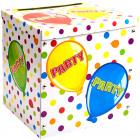 Happy Birthday Party Gift Envelope Box