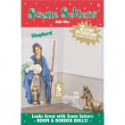 Scene Setter Wall Mural Christmas Shepherd with an