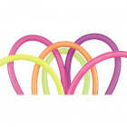 Modeling balloons Color mix Neon 260q - 100 pieces