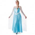 Disney frozen Dress Ice Princess Elsa Adults - M