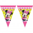 Minnie Mouse Party flag line - 3 meters