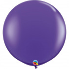 Purple Violet Balloons 90cm - 2 pieces