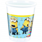 Minions Cups - 8 pieces