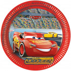 Cars 3 plate - 8 pieces
