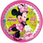 Plates Minnie Happy Helpers 23cm / 8