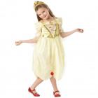 Disney Belle Glitter and Sparkle Dress - Size S