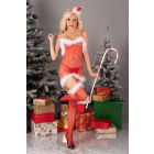 Christmas costume Catriona Christmas LC 17280 size