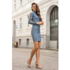 Merciana Blue Dress 85198