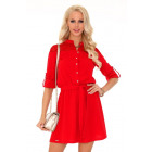 Dress Amrosin Red 85211