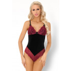 Body Caris LC 90429 Pink Rosses Collection