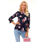 Blouse Breanna Dark Blue 85329