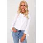 Emelynna White 85287 blouse
