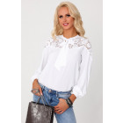 Maurinea White blouse 85288
