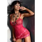 Camicia da notte Liliane Pink JS 3311