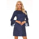 Sukienka Fortunata Navy Blue FZ1742