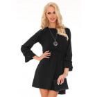 Aniali Schwarzes Kleid 85306
