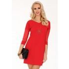 Betanisa Dress Red