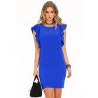 Marjoleina Blue Dress 85469