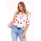 Majkena White blouse 85486