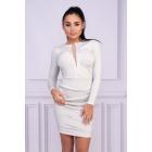 Aporva Silver dress