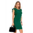 Marjoleina Dress Green 85469