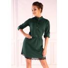 Jentyna Dark Green 85605 dress