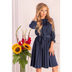 Dress Messina Dark Blue D40