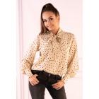Manures Ecru B7 blouse