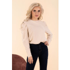 Siett Ecru B14 blouse