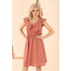 Robe Violayam Dusty Rose D91
