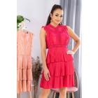 Dress Estina Raspberry D162