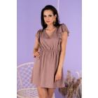 Lauream Mocca Dress D141