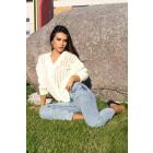 Nicaia Ecru sweater size - ONE SIZE