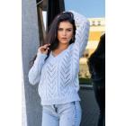 Manesa Blue size sweater - ONE SIZE