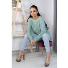 Etsaman Mint Size Sweater - ONE SIZE