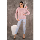 Etsaman Powder Sweater Size - ONE SIZE