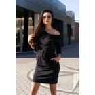 Ponitama Dress Black D14