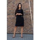 Dress Minarilna Black D20