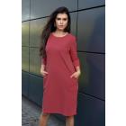 Dress Minarilna Pink D20