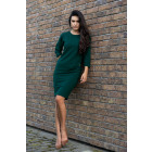 Dress Minarilna Turquoise D20