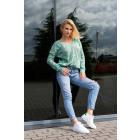 Gloris Mint Sweater