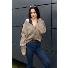 Mirila Beige Sweater
