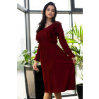 Ratsim Cherry Dress D09