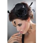 decoratie Hair Mini Top Hat 12010 Model LC 3 Mod