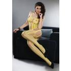 Bodystocking Almas Yellow LC 17132 size - S / L