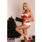 Disfraz de Navidad Santas Bodydolly LC 90035