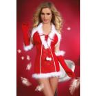 Schneekönigin Weihnachtskostüm LC 90097